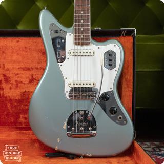 Fender Jaguar 1966 Blue Ice Metallic