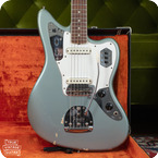 Fender Jaguar 1966 Blue Ice Metallic