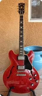 Gibson Es 335 1963 Cherry Red