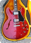 Gibson ES 335 1965 Cherry Red