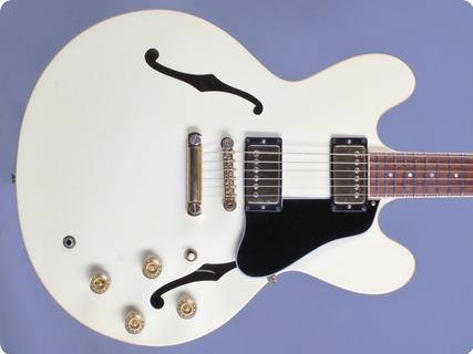 Gibson Es 335 Td 1991 White