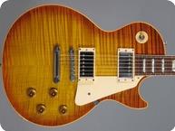 Gibson Custom Shop Historic Collection Les Paul 1959 Reissue 1994 Sunburst
