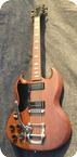 Gibson SG Special Lefty 1974 Walnut