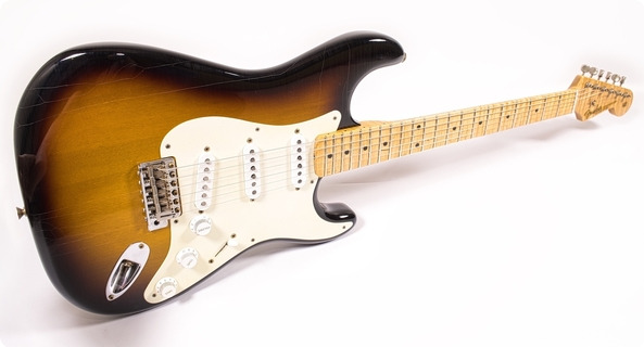 Fender Custom Shop Masterbuilt Eric Johnson Virginia Stratocaster 2020
