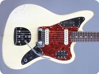 Fender Jaguar 1966 Olympic White