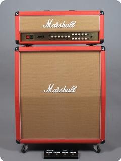 Marshall Jvm205 50w + 1960tv 4x12