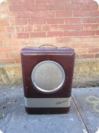 Silvertone 1344 1954 Red