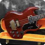 Gibson EB3 1969 Cherry