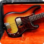 Fender Precision 1971 Sunburst