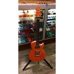 Meloduende Aluminium Guitars France Tangerine Orange
