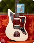 Fender Jaguar 1962 Olympic White