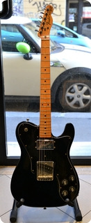 Fender Telecaster Custom 1989 Black