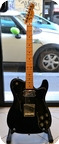 Fender Telecaster Custom 1989 Black