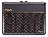 Vox AC30 Top Boost Handwired Silver Alnico 1975 Black