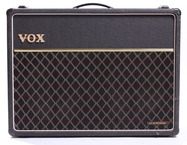 Vox AC30 Top Boost Handwired Silver Alnico 1975 Black