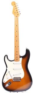 Fender Stratocaster '57 Reissue Lefty 1999 Sunburst