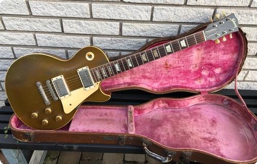 Gibson Les Paul Goldtop Model 1958 Goldtop