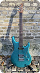 Ernie Ball Music Man Luke III HH 2020 Ocean Sparkle