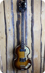 Hofner 5001 1967 Sunburst