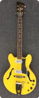 Eko 290 V2 Barracuda 1965 Yellow
