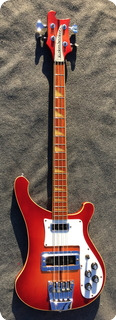 Rickenbacker 4001 Stereo 1973 Fireglo