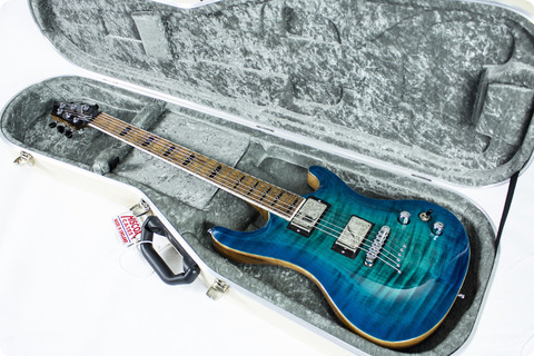 Ramos Guitars Atlast C  2020 Tiger Eye