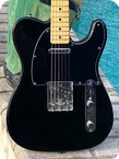 Fender Telecaster 1978 Black Finish