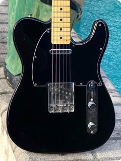 Fender Telecaster  1978 Black Finish