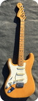 Fender Stratocaster Lefty 1978 Natural