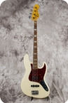 Fender Jazz Bass 1968 Olympic White