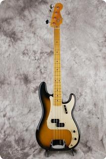 Fender Precision Bass 2009 Two Tone Sunburst