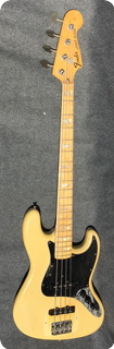 Fender Jazz Bass 1976 Blond See Trough Color