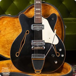 Fender Corondado Ii 1967 Black
