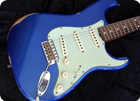 Fender Custom Shop Stratocaster 2020 Cobolt Blue