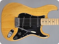 Fender Stratocaster 1982 Natural