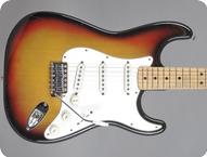 Fender Stratocaster 1972 3 tone Sunburst