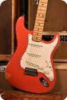 ToneTeam Stratocaster 2020 Fiesta Red