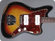 Fender Jazzmaster 1963 3 tone Sunburst