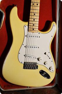Fender Stratocaster 1971 Olympic White