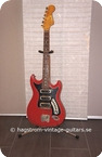 Hagstrom HIII 1965 Red
