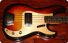 Fender Precision 1959 Sunburst