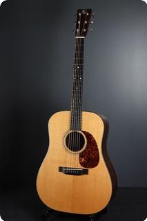 Nashville Guitar Co. Dreadnought Custom 2012 Natural
