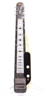 Supro Streamliner Lap Steel 1953 Mother Of Pearl Duo Tone
