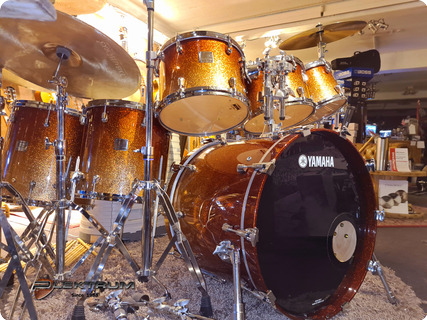 Yamaha (japan) Absolut Birch Custom Noveau 2008 Fade Sparkle