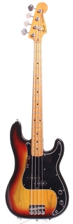 Fender Precision Bass 1976 Sunburst