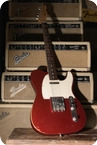 Fender Stratocaster 1968 Candy Apple Red