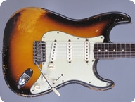 Fender Stratocaster 1960 3 tone Sunburst