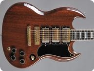 Gibson SG Custom 1974 Walnut