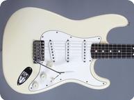 Fender Jimi Hendrix Voodoo Stratocaster 1998 Olympic White