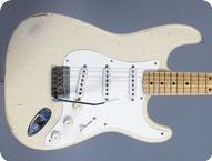 Fender Custom Shop Cunetto Cruz 1956 Stratocaster 1997 Blond
